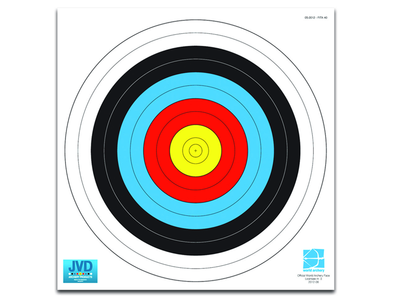 World Archery/FITA Round Full Target